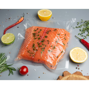 Филе стандарт лосось су-вид